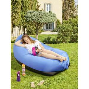 Lit lounge gonflable Air Chair - 115x153 cm