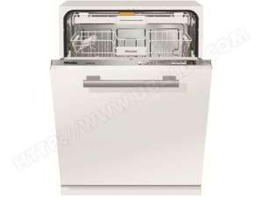 Lave vaisselle tout intégrable Miele G4992SCVI - 60 cm