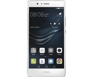 """Smartphone 5.2"""" Huawei P9 Lite - 3 Go de RAM, 16 Go, blanc"""