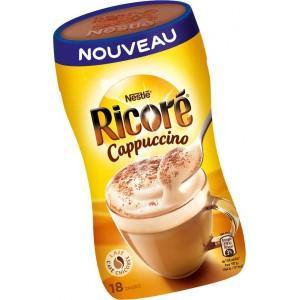 1 boite de Ricoré Cappucino Nestlé - 243G