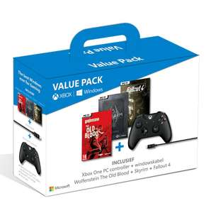 Microsoft Xbox One Controller Value Pack PC