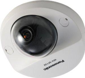 Caméra dome réseau Panasonic WV-SF135E nuit/jour couleurs, HD 720p, reconnaissance faciale