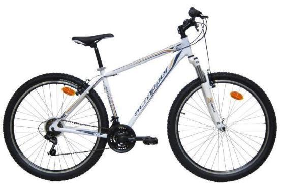 "[CDAV] Vélo VTT 27.5"" Go Sport Scrapper 3.5 Blanc - 40cm"