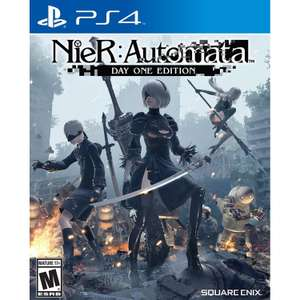 Nier Automata (version US) sur PS4