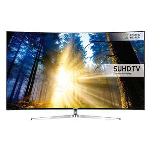 "TV 55"" Samsung UE-55KS9080 (55KS9000) SUHD, dalle 10 bits, Quantum Dot"