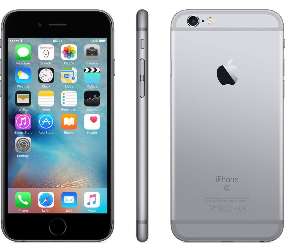 "Smartphone 4.7"" Apple iPhone 6 - Space Grey, 32 Go"
