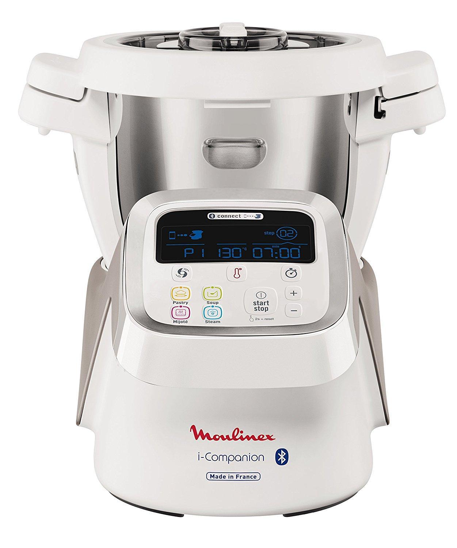 Robot cuiseur connecté Moulinex I-Companion HF9001