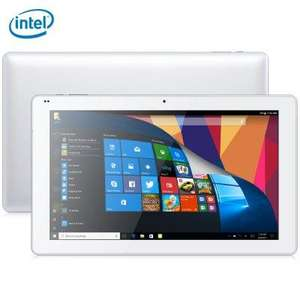 "Tablette 11.6"" Cube iWork 1x - Full HD, X5-Z8350, 4 Go de RAM, 64 Go, Android 5.1 + Windows 10, blanc"
