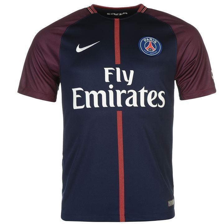 Maillot de football Nike Paris Saint Germain Domicile - 2017/2018