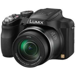 Appareil photo bridge Panasonic Lumix FZ62
