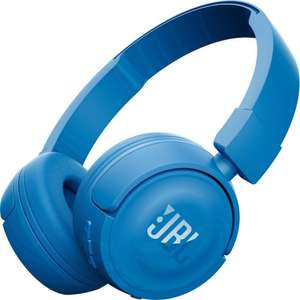Casque Audio JBL Harman T450BT - Bluetooth, Bleu