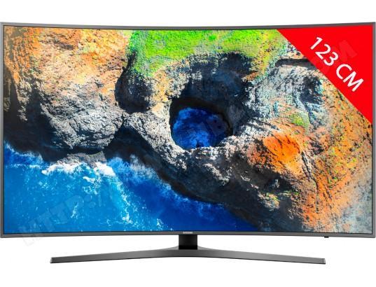 "TV 49"" Samsung UE-49MU6645 - 4K UHD, LED, Incurvé, HDR (via ODR de 200€)"