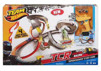 Circuit Hot Wheels X0171 TCR Stunt Park
