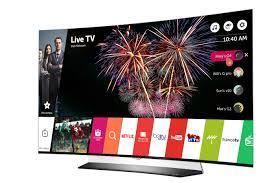 "TV 55"" LG 55C6V  - Oled, 3D, 4K UHD"