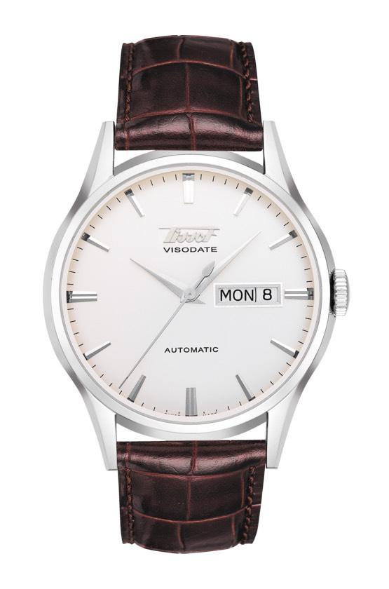 Jusqu'à 30% de réduction sur une sélection de montres et bijoux - Ex : Montre Tissot Heritage Visodate Automatic
