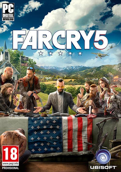 [Précommande] Far Cry 5 sur PC (Dématérialisé - UPlay)