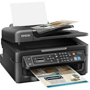 Imprimante Epson WF workforce 2630