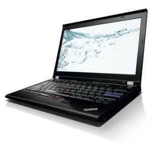 """PC portable 12.1"""" ThinkPad X220 - i5-M520M (2.5 Ghz), 4 Go RAM, HDD 320 Go, Windows 7 (Occasion)"""