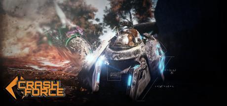 Crash Force gratuit sur PC (Dématérialisé - Steam)