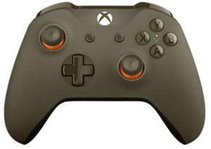 Manette de jeu sans-fil Microsoft Xbox One - vert