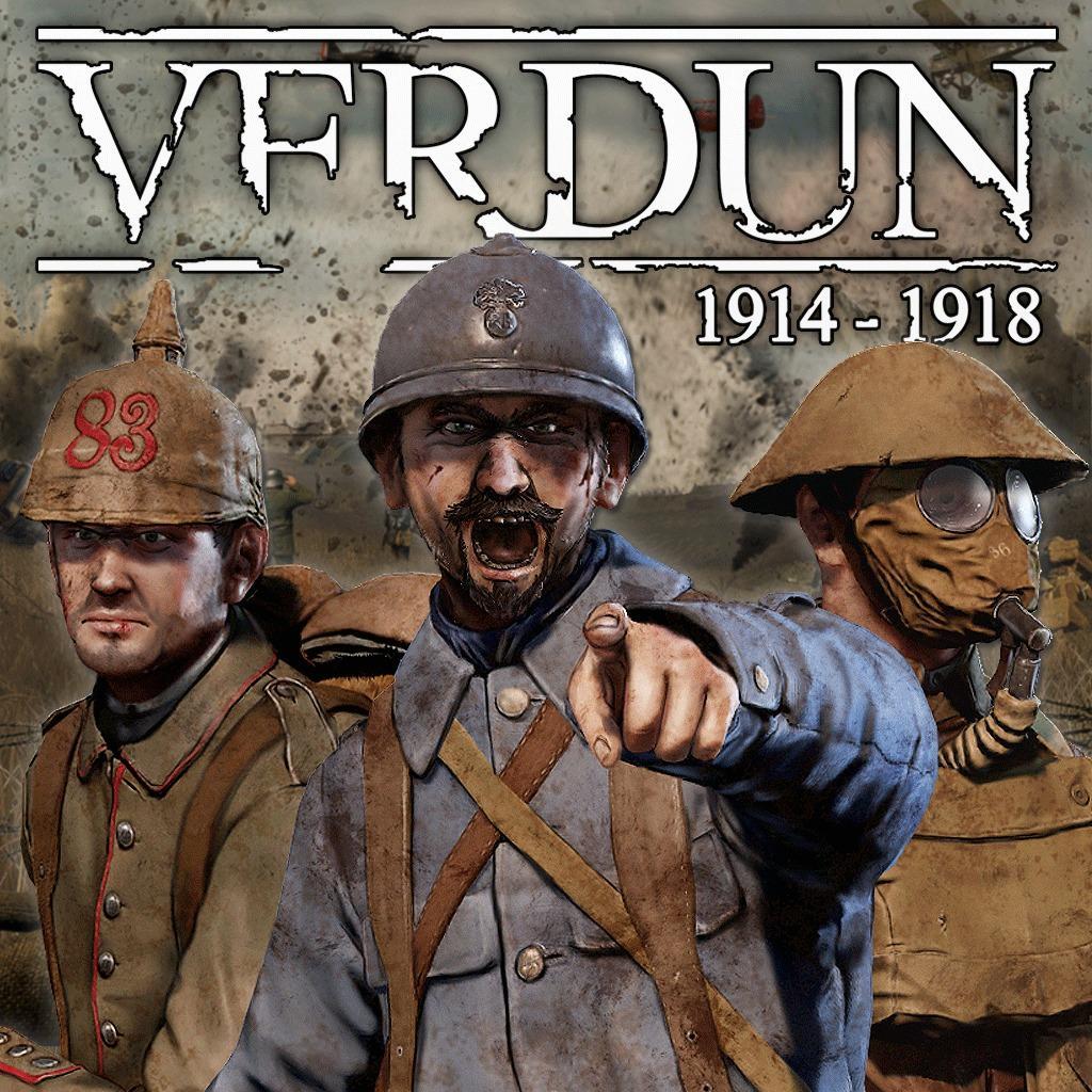 Verdun jouable gratuitement sur PC (Dématérialisé)