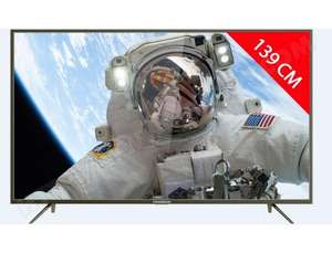 "TV 55"" Thomson 55UC6426 - 4K UHD, HDR, LED, Smart TV (via ODR de 100€)"