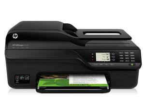 Imprimante HP OfficeJet 4620 multifonction 4en1 WiFi + Cartouche d'encre Noire