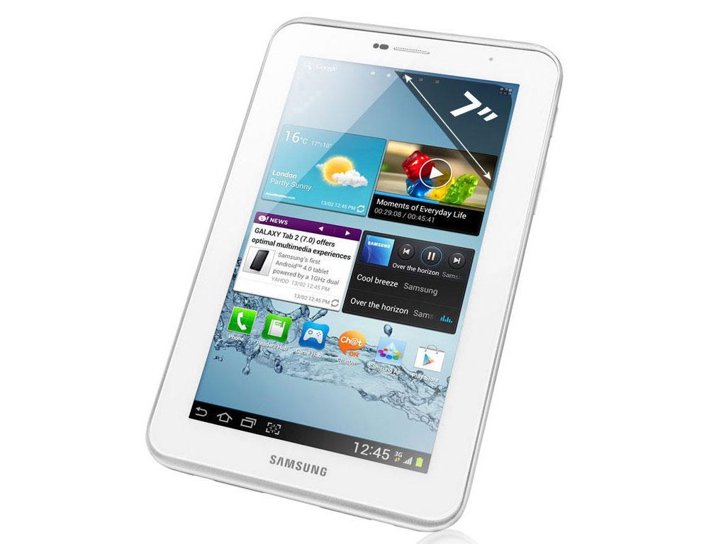 Tablette 7'' Samsung Galaxy Tab 2 P3110 8 Go