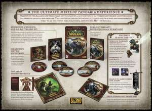 Wow Mists of Pandaria Edition Collector