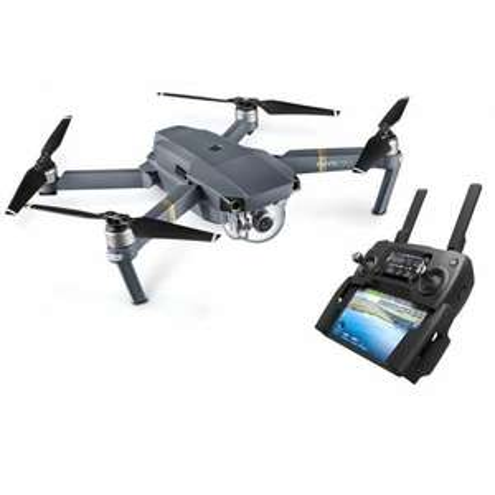 Drone DJI Mavic Pro - Caméra 4K