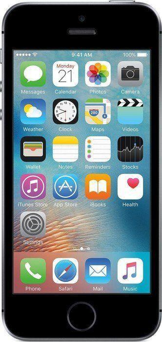"Smartphone 4"" Apple iPhone SE - 32 Go (+ 16.50€ en SuperPoints)"