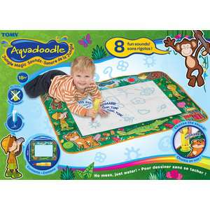 Tapis Sonore Aquadoodle Jungle Tomy