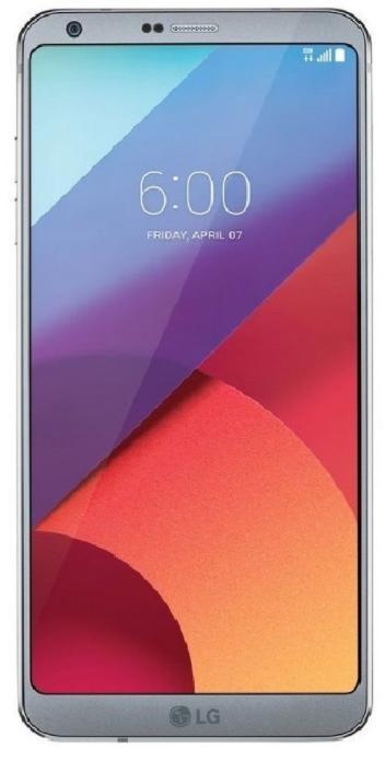 """Smartphone 5.7"""" LG G6 H870DS - ROM 64 Go, RAM 4 Go, Dual-SIM (Gris)"""