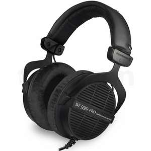 Casque ouvert Beyerdynamic DT 990 Pro (250 Ohm) - Limited Black Edition