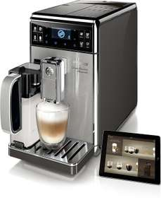 Machine à Expresso connectée Saeco HD8977/01 (via ODR de 150€)