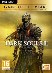 Dark Souls III: The Fire Fades Edition Game of the Year Edition sur PC