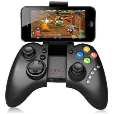 Manette Sans-fil Ipega PG-9021 compatible Smartphones iOS / Android - Bluetooth, 380mAh (Noir)