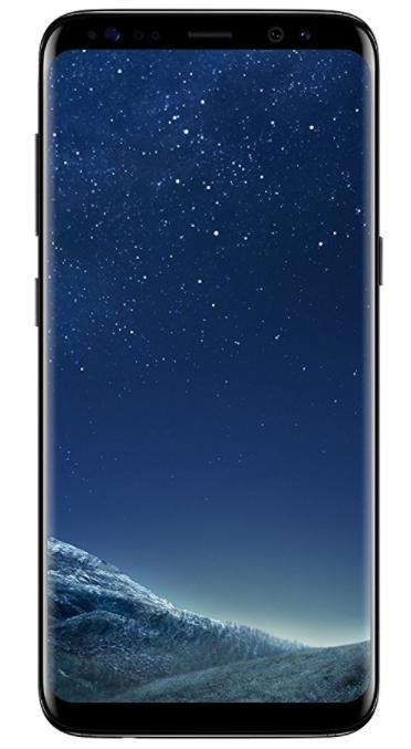 "Sélection de Smartphones en promotion - Ex : Smartphone 5.8"" Samsung Galaxy S8 (+157.50€ en SuperPoints)"