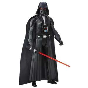 Sélection de jouets Star Wars en promo - Ex : Figurine Electronique Dark Vador 30cm