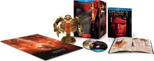 Hellboy II: The Golden Army Collector's Set [Blu-ray]