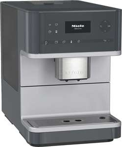 Machine à Espresso Automatique Miele CM 6110 - Gris