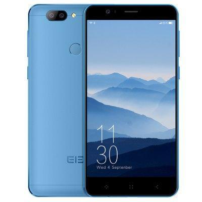 """[Précommande] Smartphone 5.0"""" Elephone P8 Mini - Full HD, MTK6750T, ROM 64 Go, RAM 4 Go, Noir (Avec B20)"""