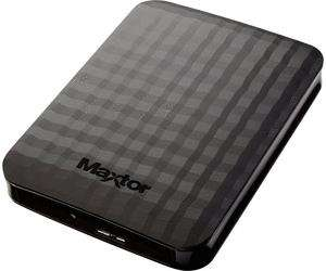 """Disque dur externe 2.5"""" Maxtor M3 Portable - 2 To"""