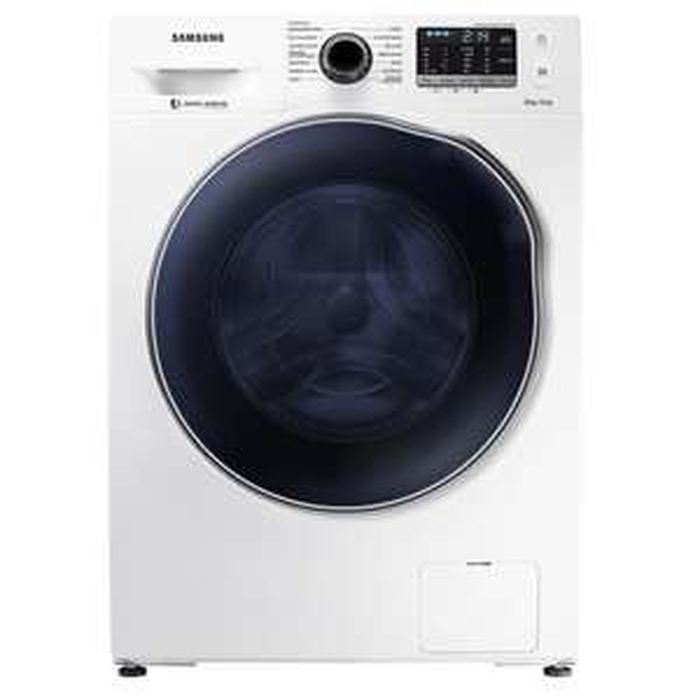Lave linge séchant Samsung WD80J5430AW - 8 kg / 6 kg, 1400 tours, Classe B (via ODR de 70€)