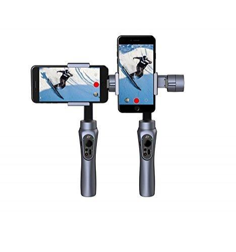 Stabilisateur Gimbal Zhiyun Smooth Q 3 axes pour smartphones et actioncam