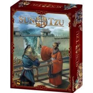 Sélection de Jeux de Société pour 2 joueurs en promotion - Ex : Sun Tzu Deluxe