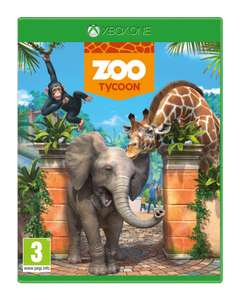 [Membres Gold] Zoo Tycoon offert sur Xbox One
