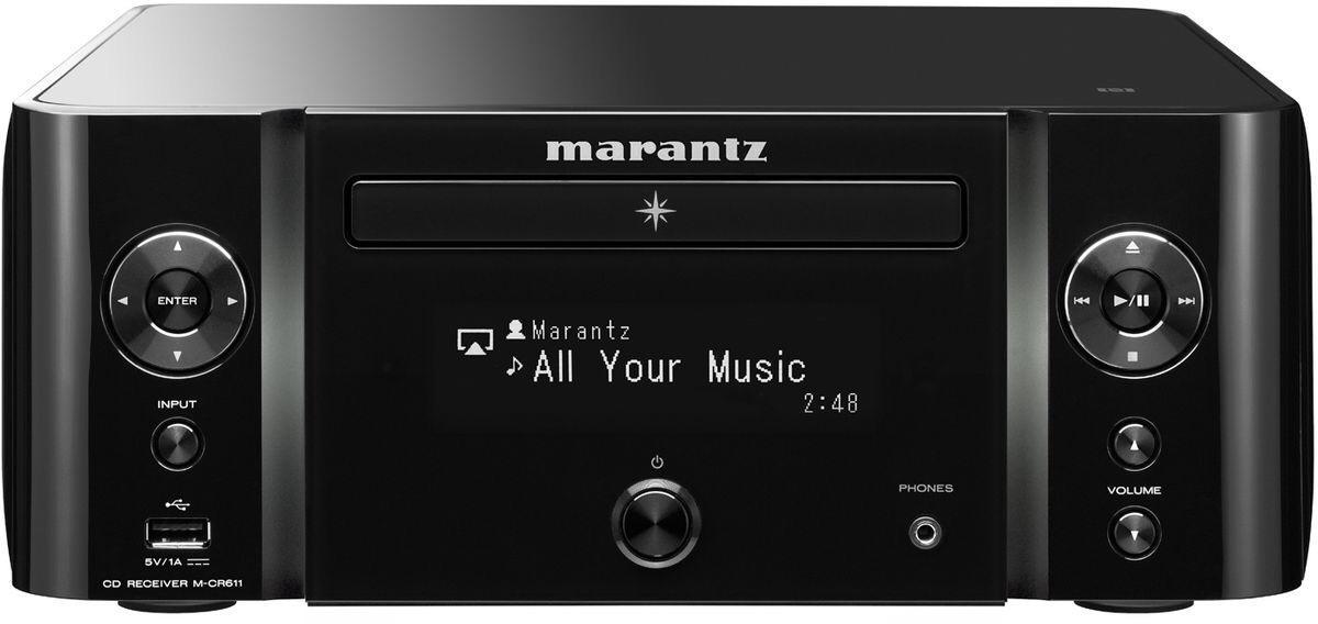 Ampli Hi-Fi connecté Marantz MCR611 - Noir