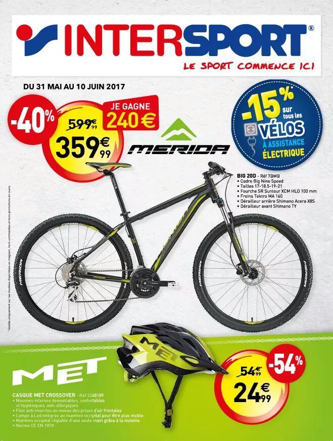 VTT Mérida BIG 20 D