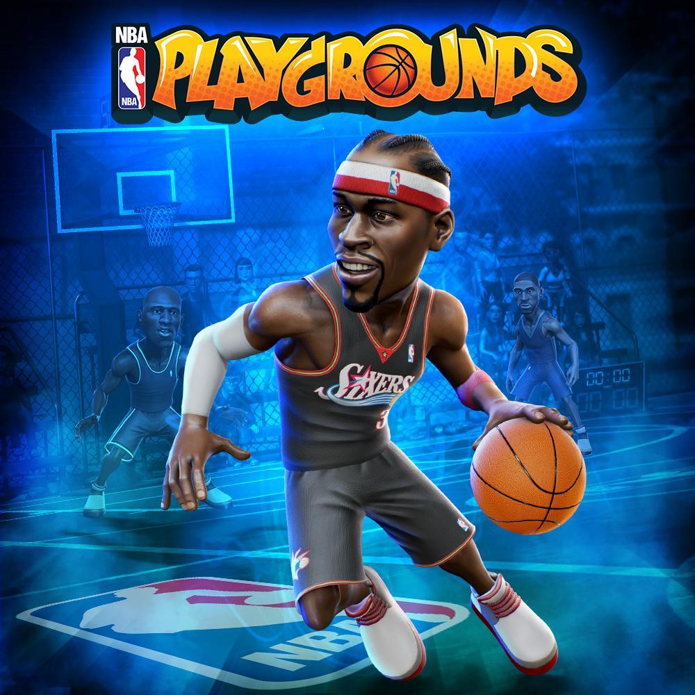 NBA Playgrounds + Shaq Fu: A Legend Reborn sur Nintendo Switch (Dématérialisés)